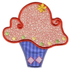 Embroidery Design Set - Lifes A Cupcake 2