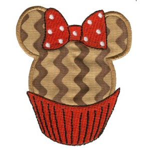 Embroidery Design Set - Lifes A Cupcake 4