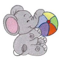 Embroidery Design Set - Little Jumbo