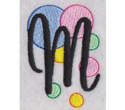 Lots of Dots Alphabet 13