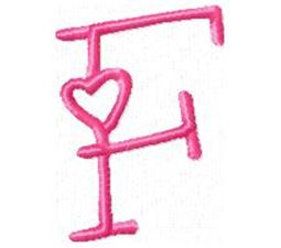Lots of Love Alpha F