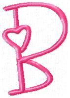 2 00  B Alphabet In Love