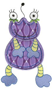 Master Monster Applique 7