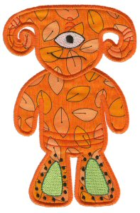 Master Monster Applique 8
