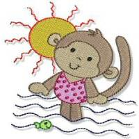 Monkeying Around Too