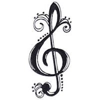 Embroidery Design Set - Music