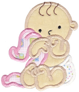 My Baby Applique 3