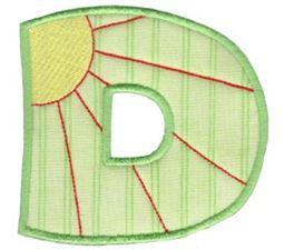 My Little Alphabet D