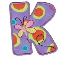 My Little Alphabet K