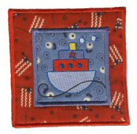 Nautcial Applique Blocks