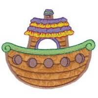 Noahs Ark Applique