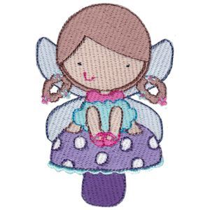 Embroidery Design Set - Once Upon A Time 11