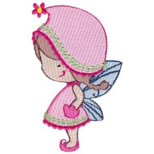 Embroidery Design Set - Once Upon A Time 2