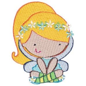 Embroidery Design Set - Once Upon A Time 4