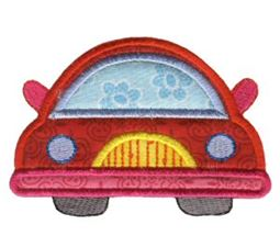 On The Move Applique 7
