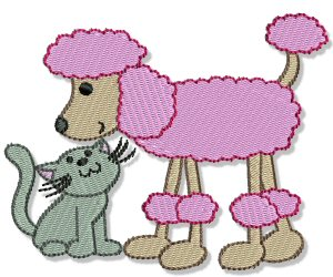 Oodles of Poodles 4