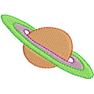 Embroidery Design Set - Out Of This World 3