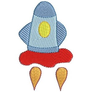Embroidery Design Set - Out Of This World 4