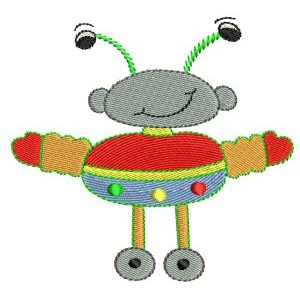 Embroidery Design Set - Out Of This World 8