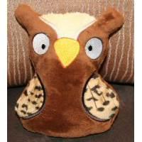 Owl Softie 5x7