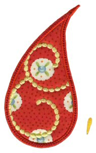 Paisley Applique 14