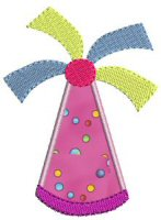 Party Time Applique