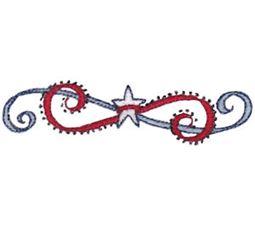 Patriotic Swirls 3