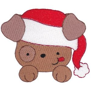 Embroidery Design Set - Pet Christmas 10