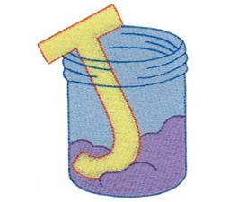 Picture Alphabet 10