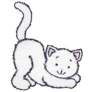 Embroidery Design Set - Precious Kittens 2