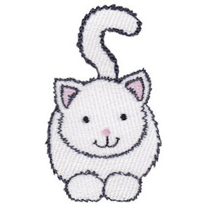 Embroidery Design Set - Precious Kittens 7