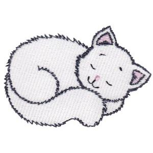 Embroidery Design Set - Precious Kittens 9