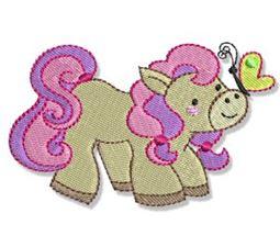 Pretty Ponies 4