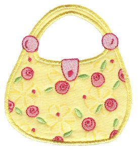 Pretty Purses Applique 2