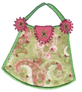 Pretty Purses Applique 3