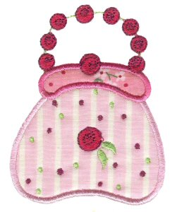 Pretty Purses Applique 5