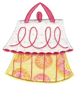 Pretty Purses Applique 9