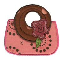 Pretty Purses Applique
