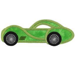 Race Cars Applique 11 5x7