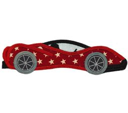 Race Cars Applique 9 5x7