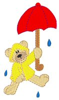 Rainy Day Bears