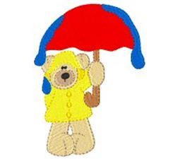 Rainy Day Bears 7