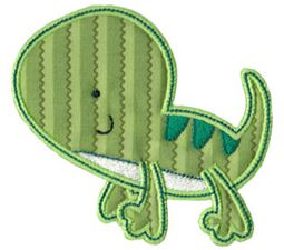 Reptiles Applique 5