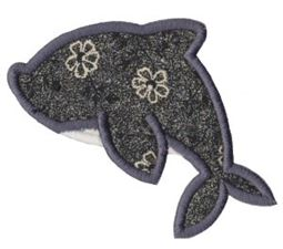 Sea Creatures Applique 13