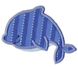 Sea Creatures Applique 2