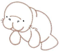 Walrus Vintage Stitch