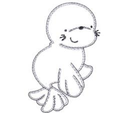 Seal Vintage Stitch