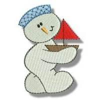 Seasonal Snowmen