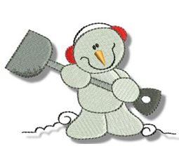 Seasonal Snowmen 2