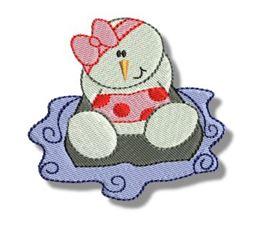 Seasonal Snowmen 7